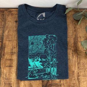 Mountain khakis Women's S/S T-Shirt Small